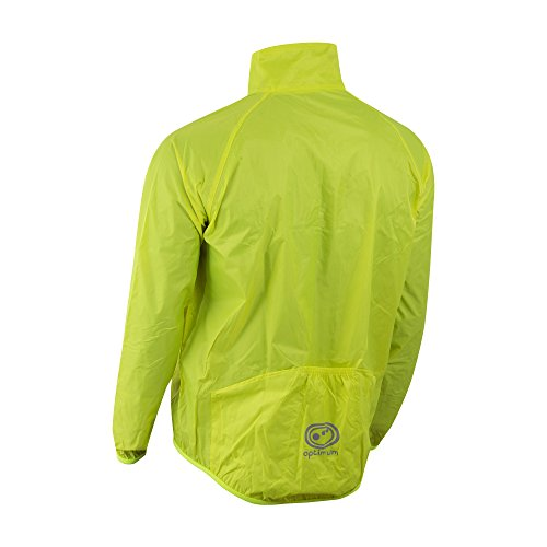 verde ciclismo Chaqueta para Optimum de hombre YpXEzq