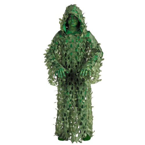 Halloween Bush Costume - Bushman Boys Costume, One Size Child