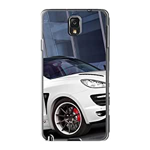 Durable Defender Cases For Galaxy Note 3 Covers(porsche Cayenne Vantage Gtr Ii)