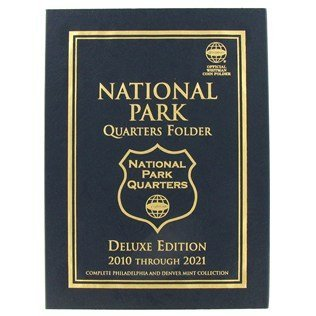 National Park Quarters Folder Deluxe Edition