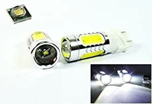 Ledin 2x cree plasma projector led back up for Garage nael auto