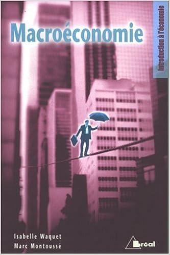 Lire Macroéconomie pdf