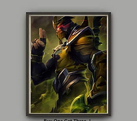 Amazon.com: MS Fun Shen Legend of Ninja Yellow Jacket Skin ...
