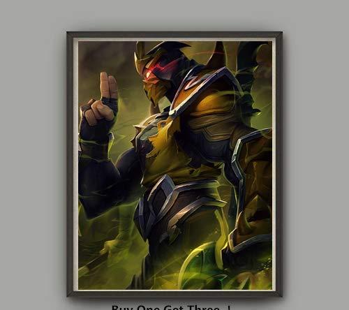 Amazon.com: MS Fun Shen Legend of Ninja Yellow Jacket Skin ...