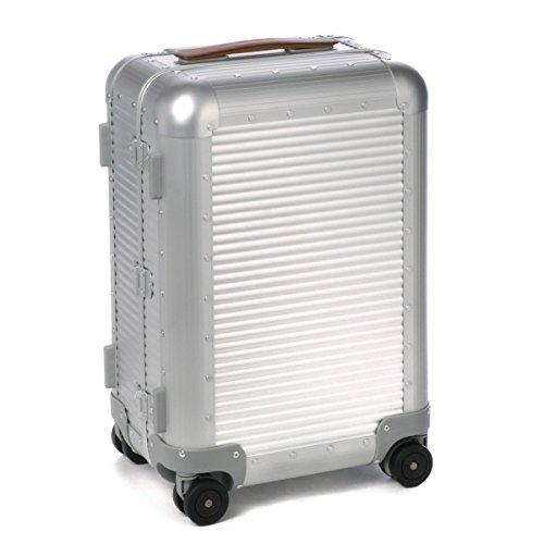 FPM(エフピーエム) キャリーバッグ メンズ BANK SPINNER 55 37L スーツケース スモークシルバー 055-0001-826 [並行輸入品] B06XXGYS8Q
