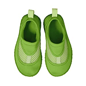 i play. Water Shoes-Green-Size 9