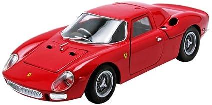 Amazon Com 1 18 Ferrari 250 Lm Diecast Model Toy Car Toys Games