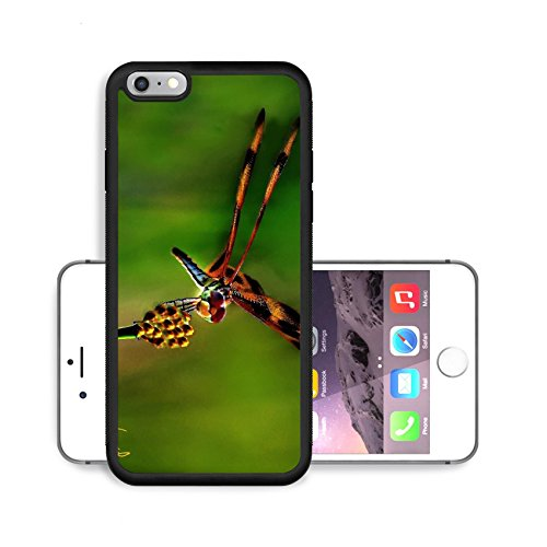 MSD Premium Apple iPhone 6 Plus iPhone 6S Plus Aluminum Backplate Bumper Snap Case The Halloween Pennant dragonfly Image 19048724560