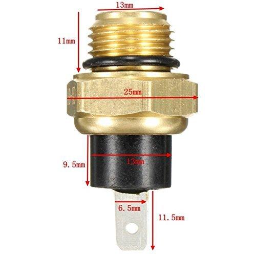Intermotor 50163 Radiator Fan Switch