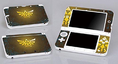 Zelda 255 Vinyl Skin Sticker Protector Cover for Nintendo 3DS XL/LL