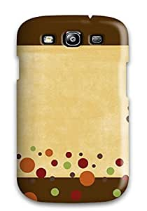 Premium Thanksgivings Back Cover Snap On Case For Galaxy S3