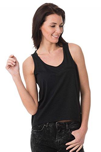 Kaporal - Camiseta - para mujer negro