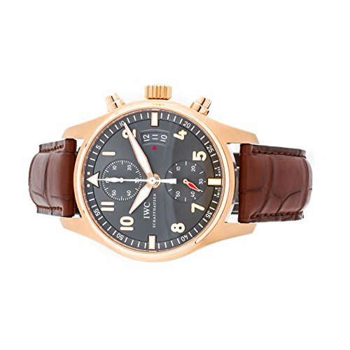 IWC-Spitfire-automatic-self-wind-mens-Watch-IW387803-Certified-Pre-owned