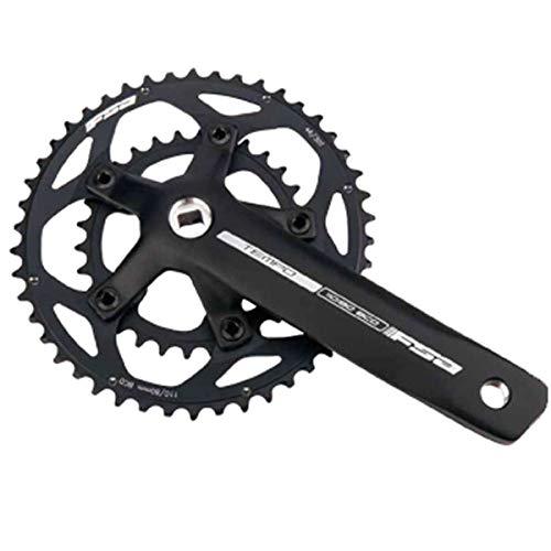 Full Speed Ahead FSA Tempo Double Adventure JIS Bicycle Crankset - CK-C201/WT (30/46T - 172.5mm)