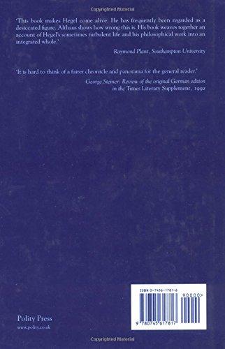Hegel: An Intellectual Biography