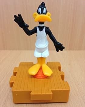 Mcdonalds Happy Meal Toy Basketball Space Jam Looney Tunes Daffy