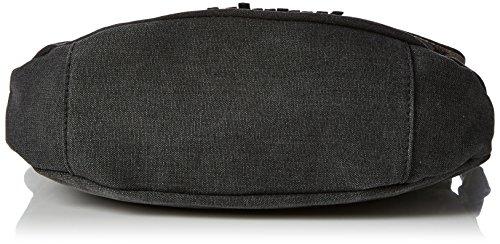 Sac Tropéziennes par Belarbi bandoulière Black Atl03 Noir M Les dX1P5d