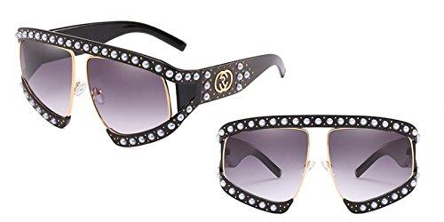 gradiente G139 TL de señoras Sunglasses de sol Protección tonos gafas Unas sol solar enormes C13 C1 UV mujer gafas 0aBqw0C
