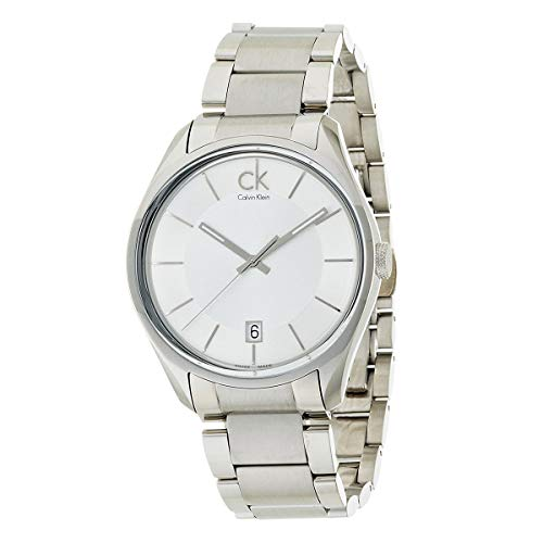 Calvin Klien Men's K2H21126 Analog Quartz Stainless Steel Watch