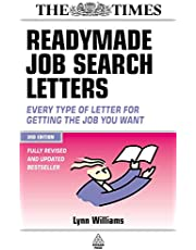 Readymade Job Search Letters: All the Letters You Need for a Successful Job ,Ed. :1