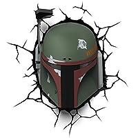 3DLightFX Star Wars Boba Fett 3D Deco Light