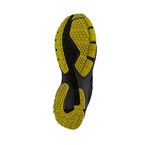 Negro De Hombre yellow Gyshu1502 black Para Zapatillas Seguridad Goodyear RUOSqYac