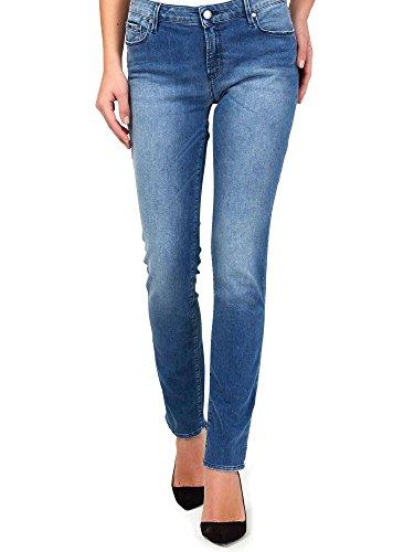 Gas 355626 Jeans Femmes Bleu 30