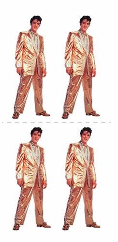 Elvis Scrapbook Stickers
