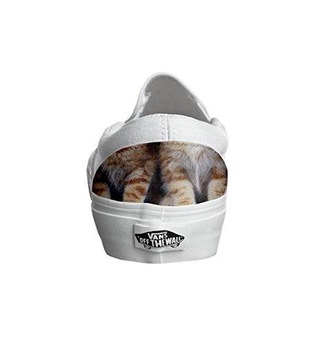 Vans unisex (Femme / homme) personalizzate (Prodotto Artigianale) Puppies
