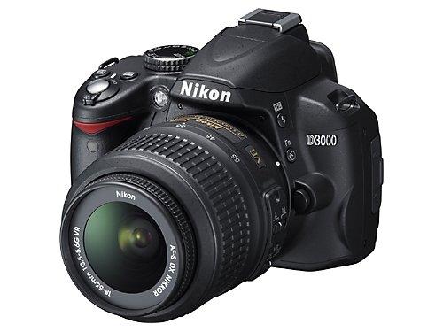 amazon com nikon d3000 10 2mp digital slr camera with 18 55mm f rh amazon com nikon d3000 instruction manual download Nikon D3000 User Manual
