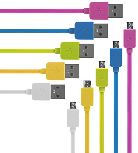 micro-usb-charging-cable-5-pack-braided-33-feet-in-white-blue-green-yellow-green-micro-usb-to-usb-co