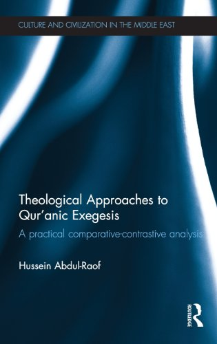 Theological Approaches to Qur'anic Exegesis: A Practical Comparative-Contrastive Analysis (Culture and Civilization in t