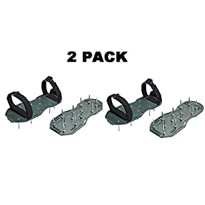 Bond 9215 Green Giant Spiked Aerator Shoes (2 Pack)