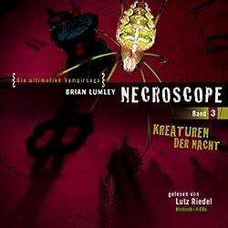 Kreaturen der Nacht (Necroscope 3)
