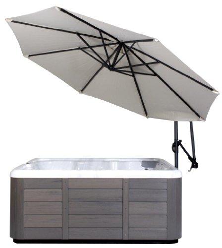 Parapluie latéral pour hot tub Cover Valet