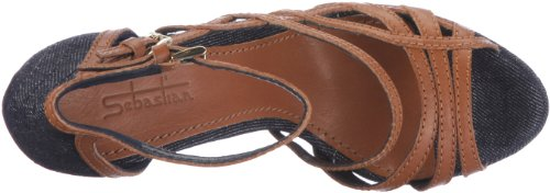 Woman's Leather Women's Shoe Sandals Sebastian Professional Yq5XAA