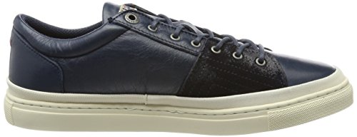 Napapijri Schoenen Herren Koning Sneaker Blau (blauw Marine)