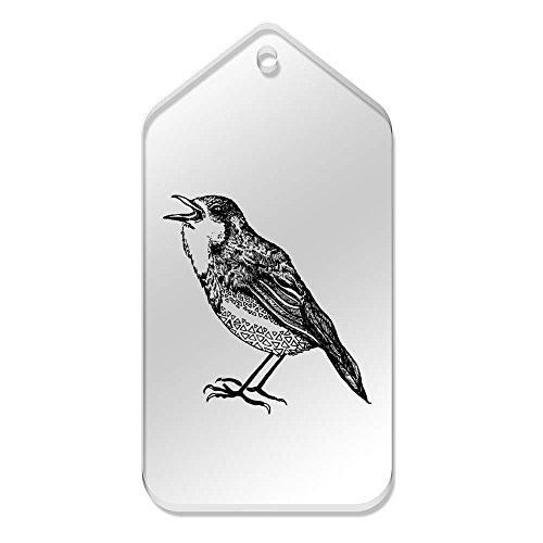 tg00032026 'del Grande Azeeda Que X Pájaro Canta' Etiquetas 99 Mm Claras De 10 51 tOwtqFf