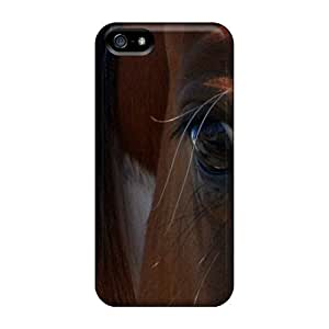 For Iphone 5/5s Protector Case Horse Phone Cover