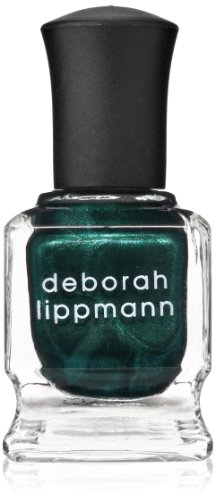 (deborah lippmann Shimmer Nail Lacquer, Laughin' To The Bank)
