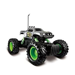 Maisto R/C Rock Crawler Radio Control Vehicle (Colors May Vary) - 41YQhjs6CvL - Maisto R/C Rock Crawler Radio Control Vehicle (Colors May Vary)