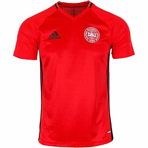 Denmark Soccer Jersey - 2