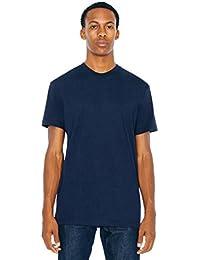 American Apparel Men 50/50 Crewneck T-Shirt