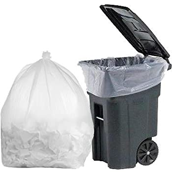 Amazon Com Plasticmill 100 Gallon Clear 1 3 Mil 67x79