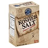 NATURAL NECTAR SALT MDTRRNN KOSHER, 2.2 LB