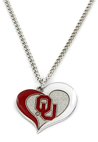 aminco NCAA Tennessee Volunteers Heart Pendant