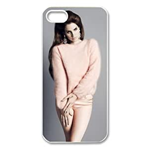 Custom Lana Del Rey New Back Cover Case for iPhone 5 5S CP558