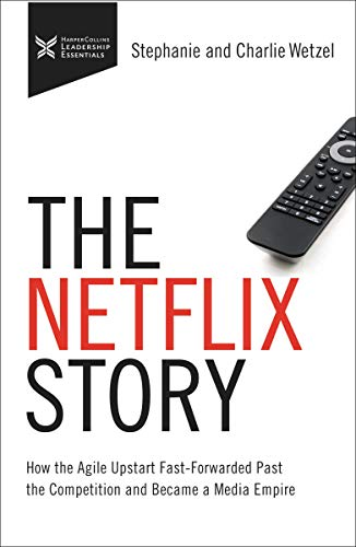 Amazon.com: The Netflix Story: How the Agile Upstart Fast ...