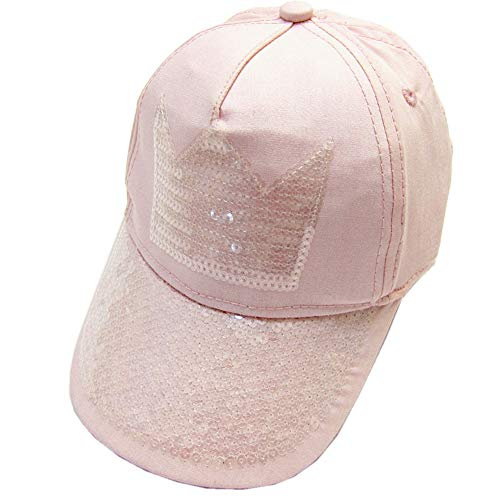 Julylee Kids Girls Unicorn Baseball Cap Adjustable Sun Hat (Princess)