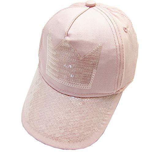 (Julylee Kids Girls Unicorn Baseball Cap Adjustable Sun Hat (Princess))